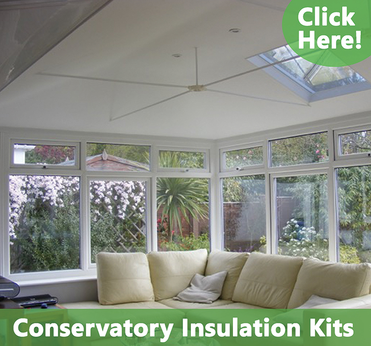Conservatory Insulation Kits