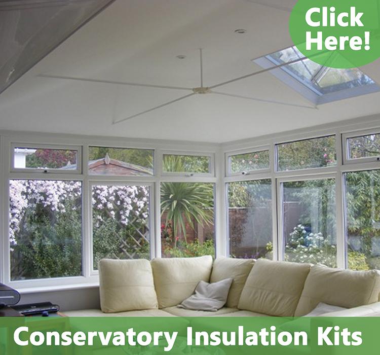 Conservatory Insulation Kits
