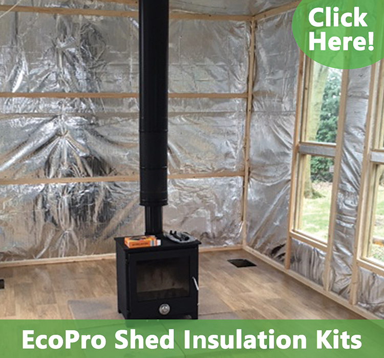 EcoPro Shed Kit