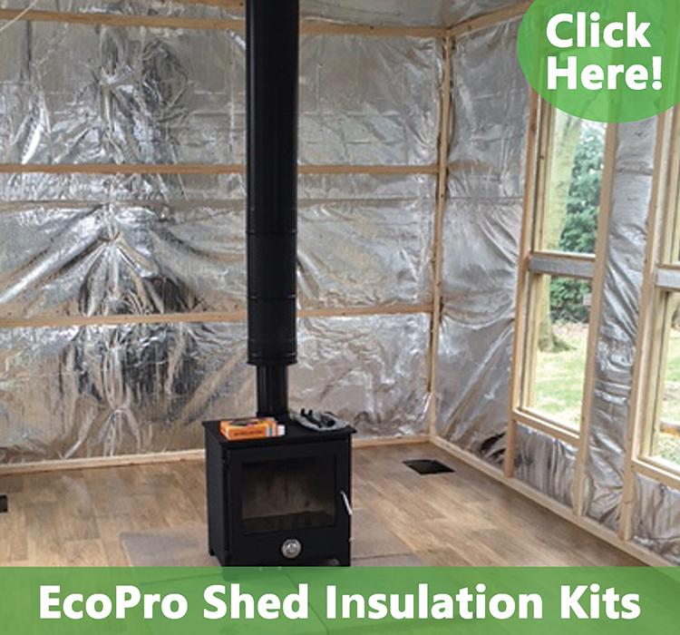 EcoPro Shed Kit