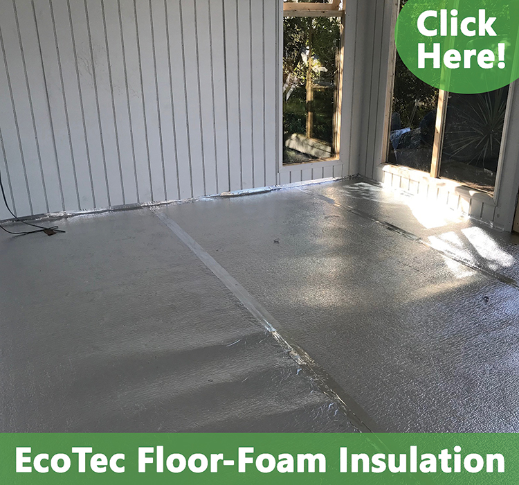 EcoTec Floor Foam Kit