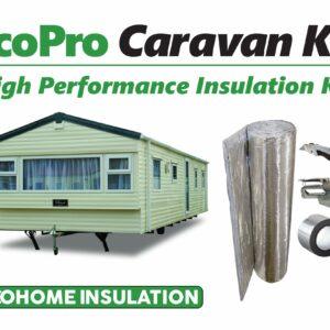Static Caravan Insulation Kit