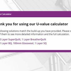 U-Value image