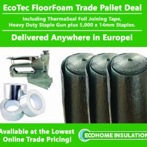EcoTec Floor-Foam Trade Pallet