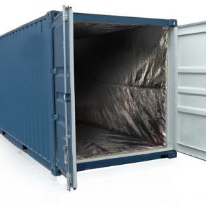 Insulating Your Container Liner